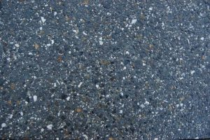 Montquartz Storm Cloud Exposed Aggregate Colour Sample