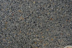 Montrose Std Black Exposed Aggregate Colour Sample