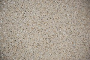 Snowstone Std White Exposed Aggregate Colour Sample